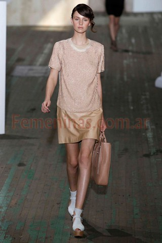 Desfile 3.1 Phillip Lim Moda 2011 2012 New York